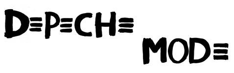 Depeche Mode Logo 2013 electronic music   Ott...